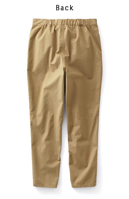 ロジーズ タイパンツみたいなすっきりパンツ <ベージュ>の商品写真2