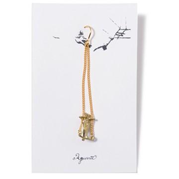 haco! てとひとて Aquvii trapeze pierce  <UP>の商品写真