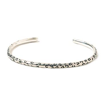 haco! てとひとて chigo Leopard Bracelet SV <シルバー>の商品写真