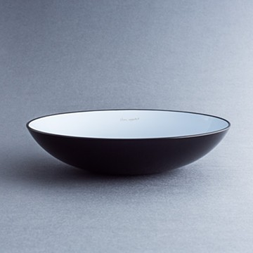 haco! CNLfor山中漆器 パステル漆コレクション〈お皿〉 <ブルー>の商品写真