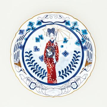 haco! CNL for 新伊万里皿 〈寺門縁〉 <ホワイト>の商品写真