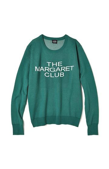 &sloe マーガレットクラブ ユニフォームニット <グリーン>の商品写真