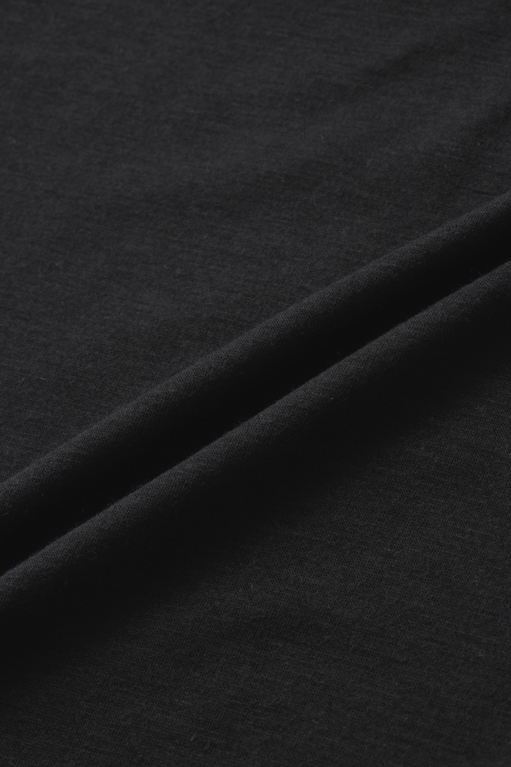 nusy とろみ素材のきれいめジョグパンツ <ブラック>の商品写真3