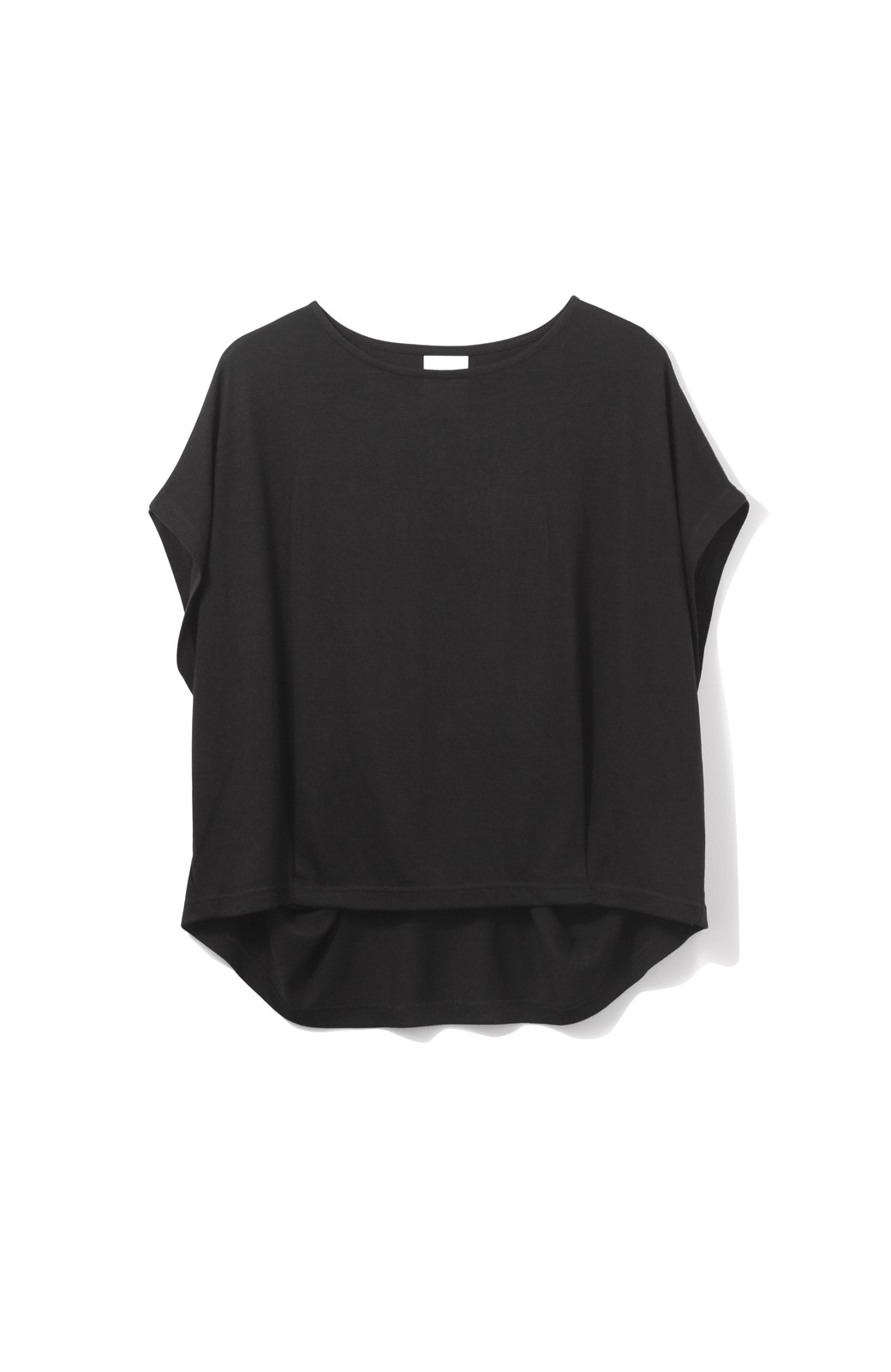 haco! 旅の救世主!3泊4日のキャミオールインワン&ゆったりTシャツセット <ブラック>の商品写真3