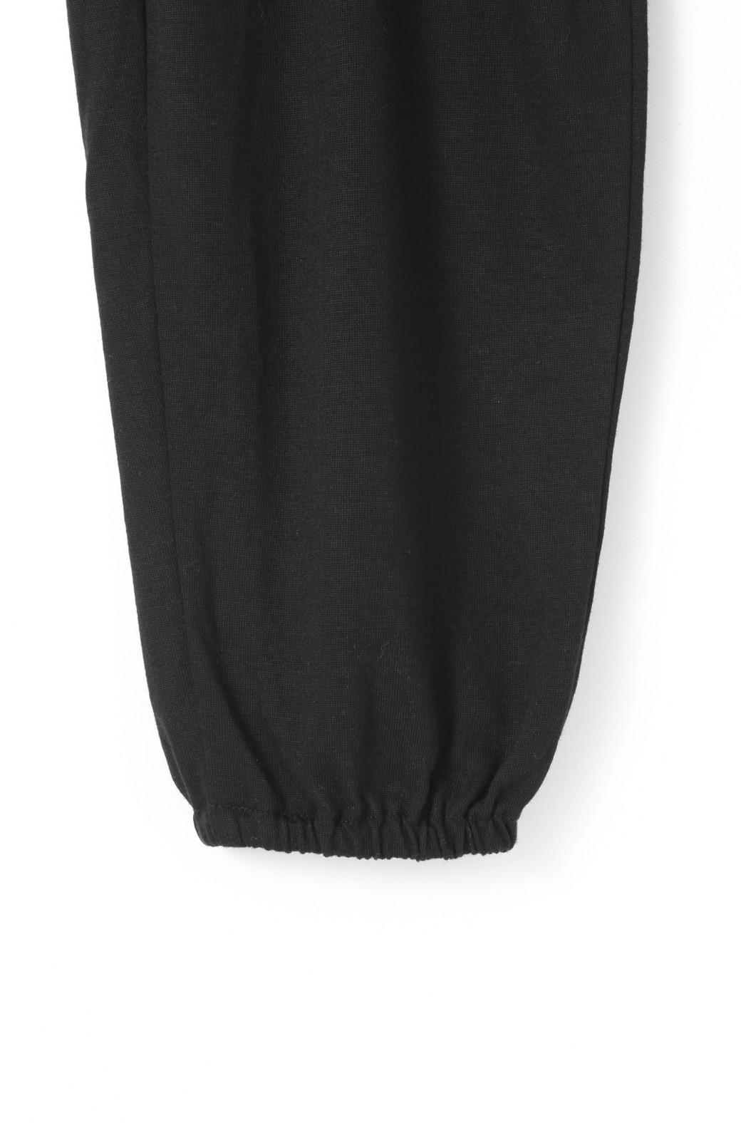 haco! 旅の救世主!3泊4日のキャミオールインワン&ゆったりTシャツセット <ブラック>の商品写真5