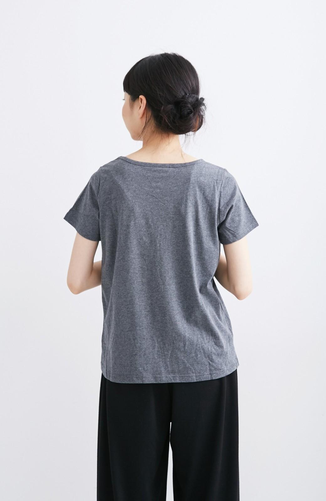 haco! haco.FACTORY カットソーカーディガン&Tシャツセット <ピンク>の商品写真8