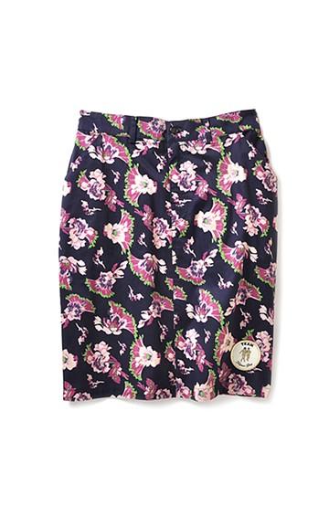 haco! TEAM Tropical Girls トロピカルスカート <ネイビー>の商品写真