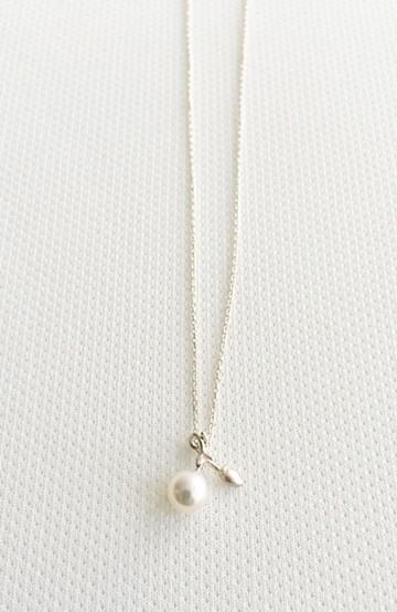 haco! てとひとて YUKO SATO jewelry & objects  Twig ネックレス silver <シルバー>の商品写真