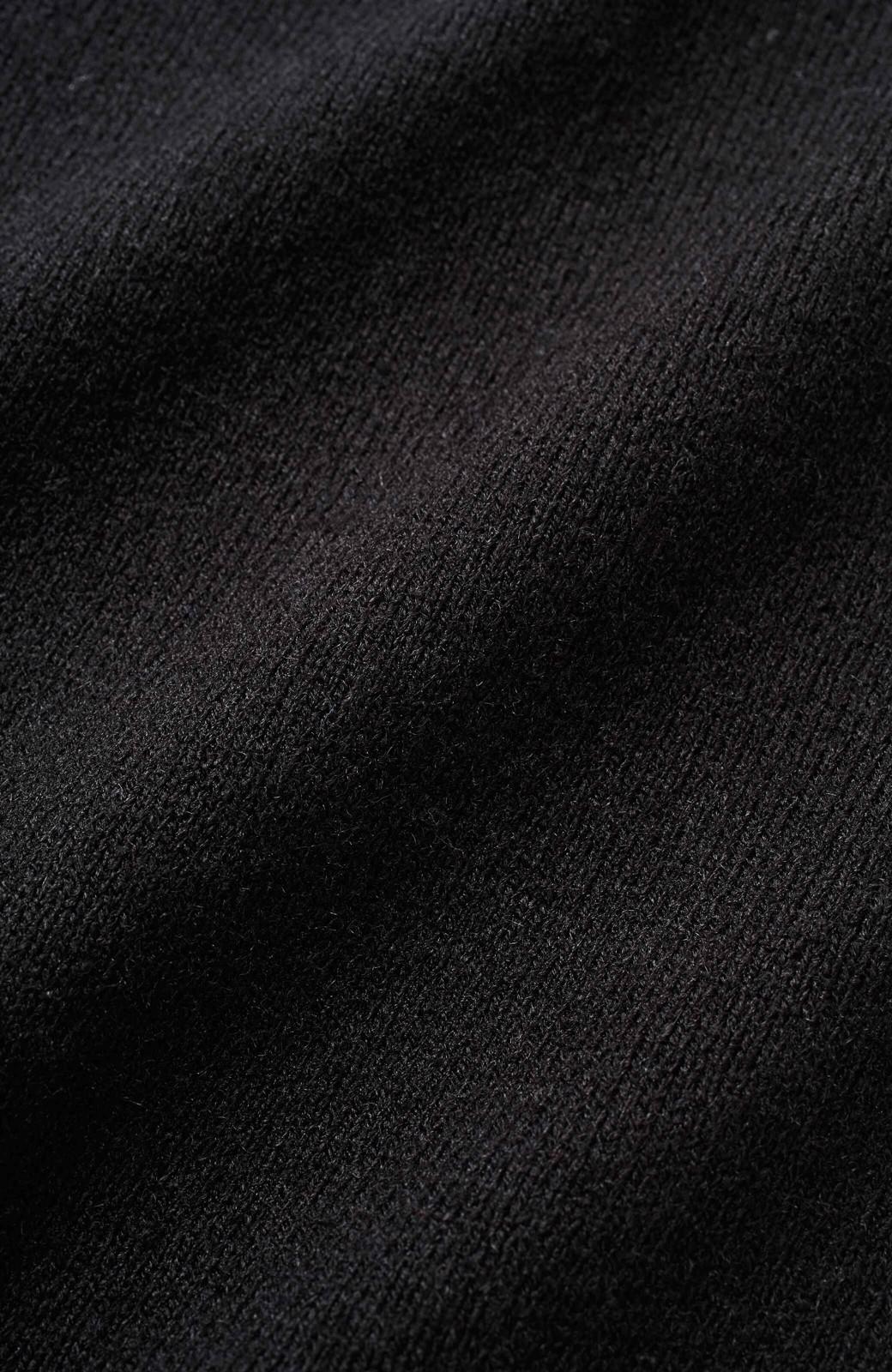 haco! 旅の救世主!4泊5日のリバーシブルキャミワンピ&プルオーバーニットセット <ブラック系その他>の商品写真4