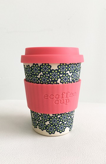 haco! ecoffee cup <ピンク;Like Totally>の商品写真