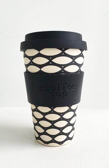 haco! ecoffee cup <ブラック系その他;Basketcase>の商品写真