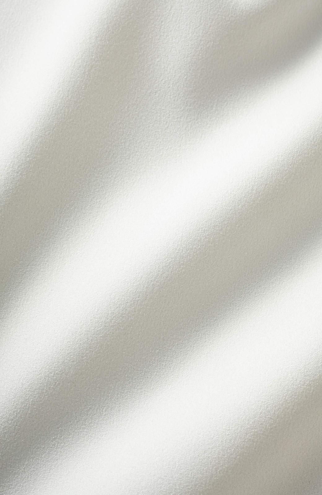 haco! フレアースリーブのおばけトップス <ホワイト>の商品写真2