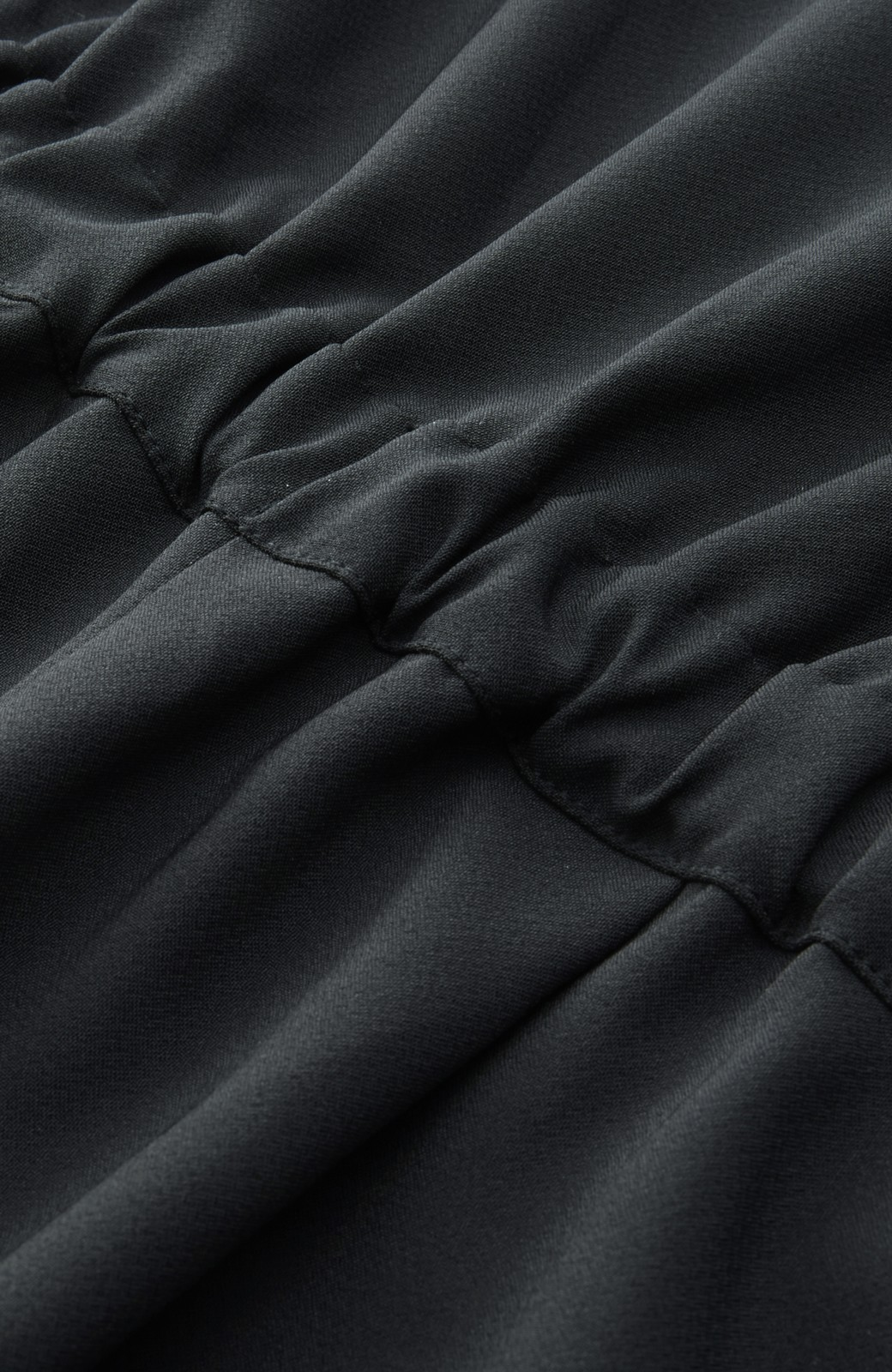 エムトロワ 大人のVネックオールインワン <ブラック>の商品写真2