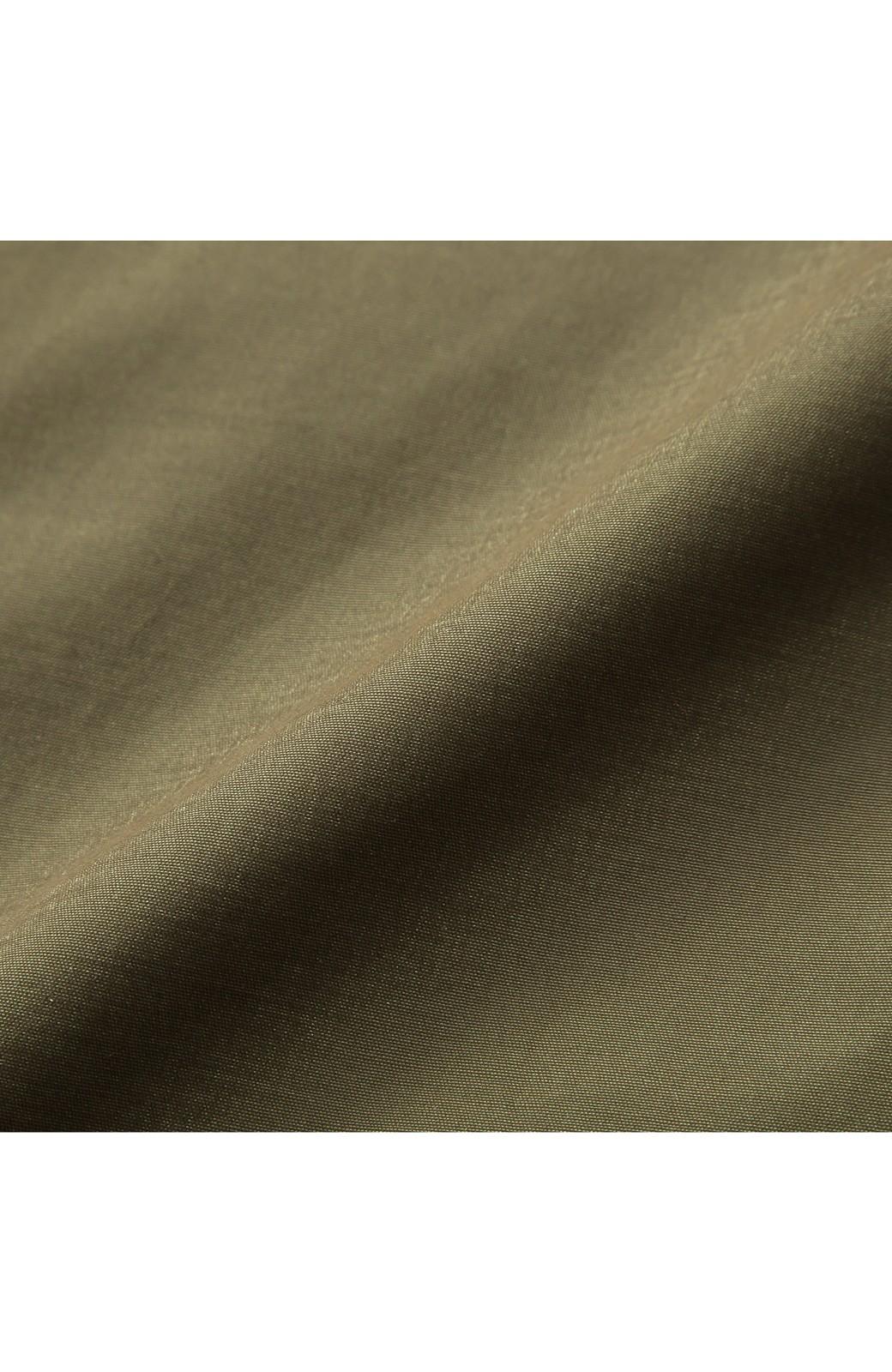 ロジーズ ボリュームファーのモッズコート <カーキ>の商品写真3