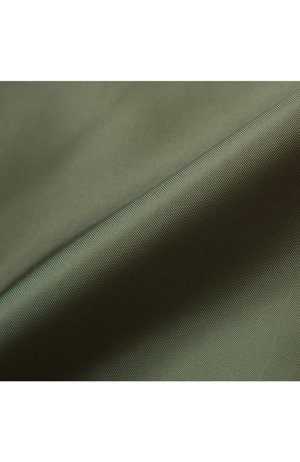 ロジーズ ボリュームファーのモッズコート <カーキ>の商品写真4