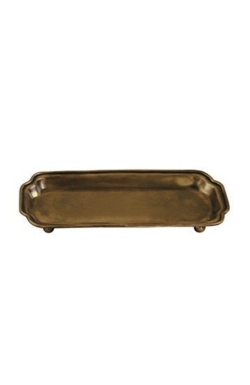 haco! TOOLS BRASS STAND TRAY-WIDE- <ゴールド>の商品写真