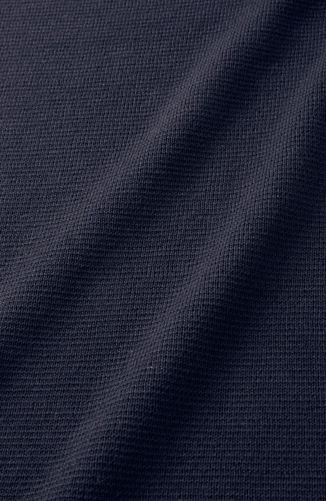 エムトロワ デオドラント素材で作ったミラノリブニットパンツ <ブラック>の商品写真4