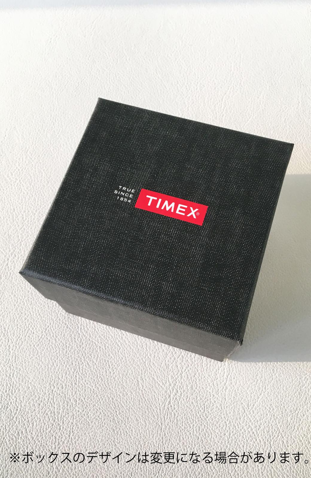 haco! TIMEX Safari <キャメル>の商品写真8