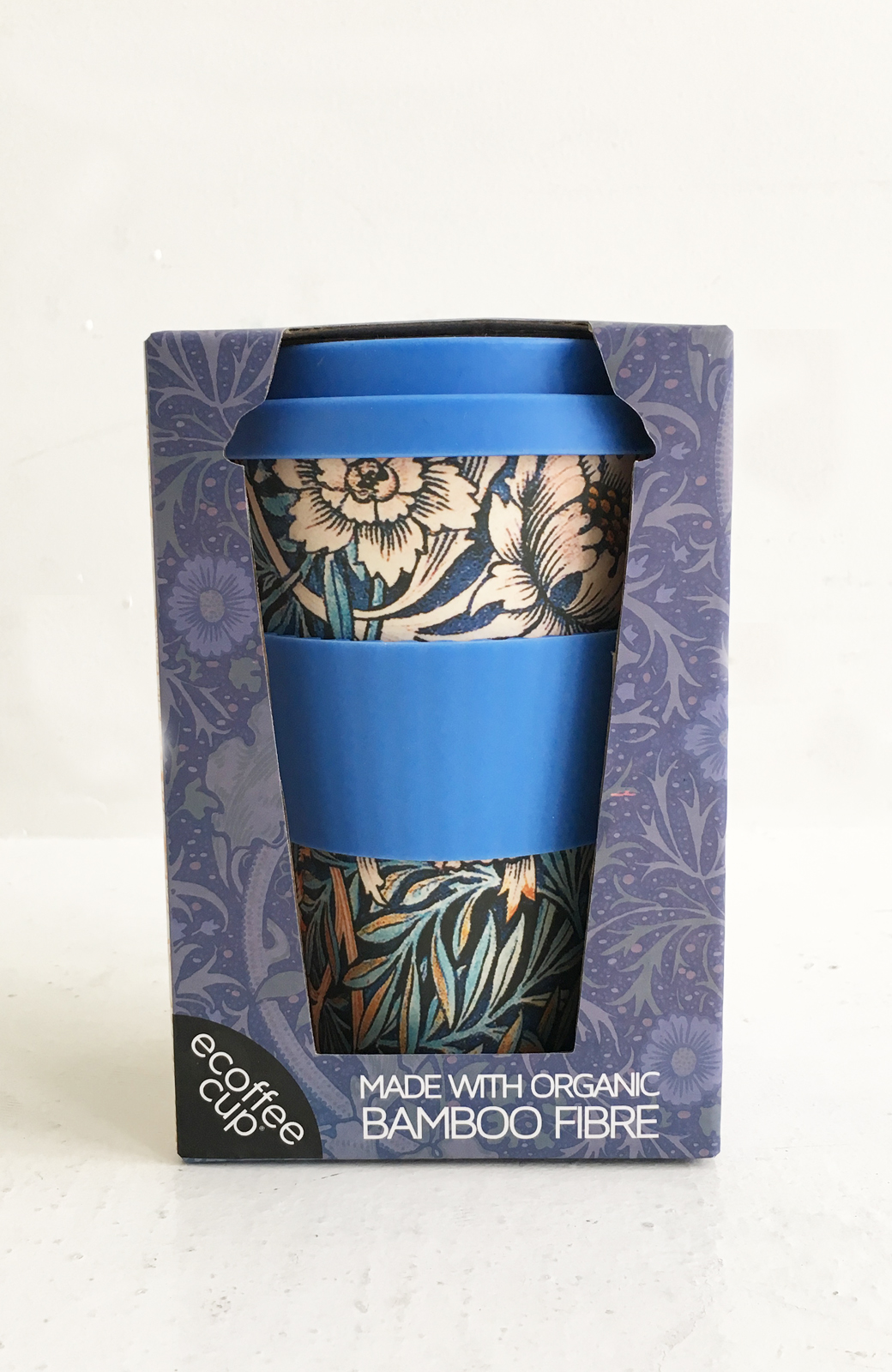 haco! ecoffee cup – William Morris 14oz <ブルー;Thicf>の商品写真2