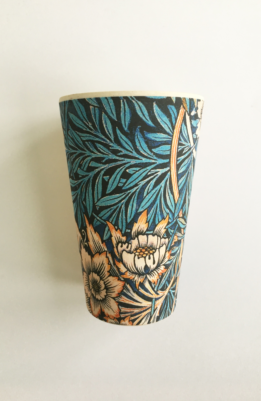 haco! ecoffee cup – William Morris 14oz <ブルー;Thicf>の商品写真4