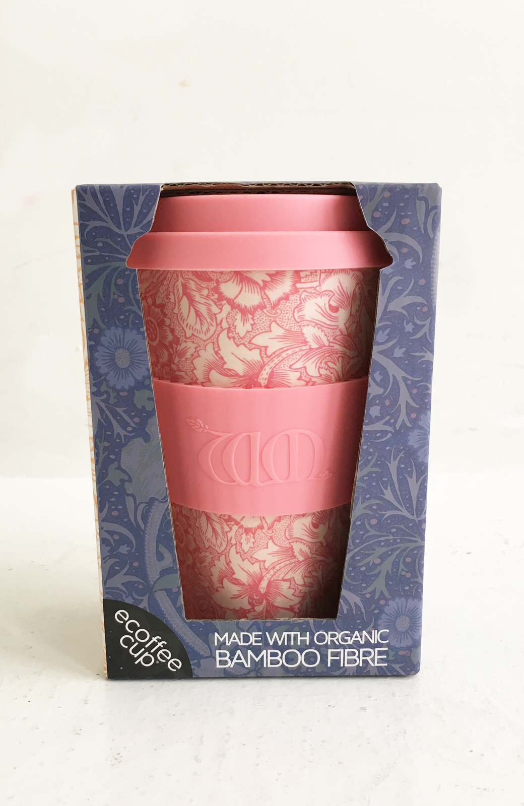 haco! ecoffee cup – William Morris 14oz <ピンク系その他;Poppy>の商品写真2
