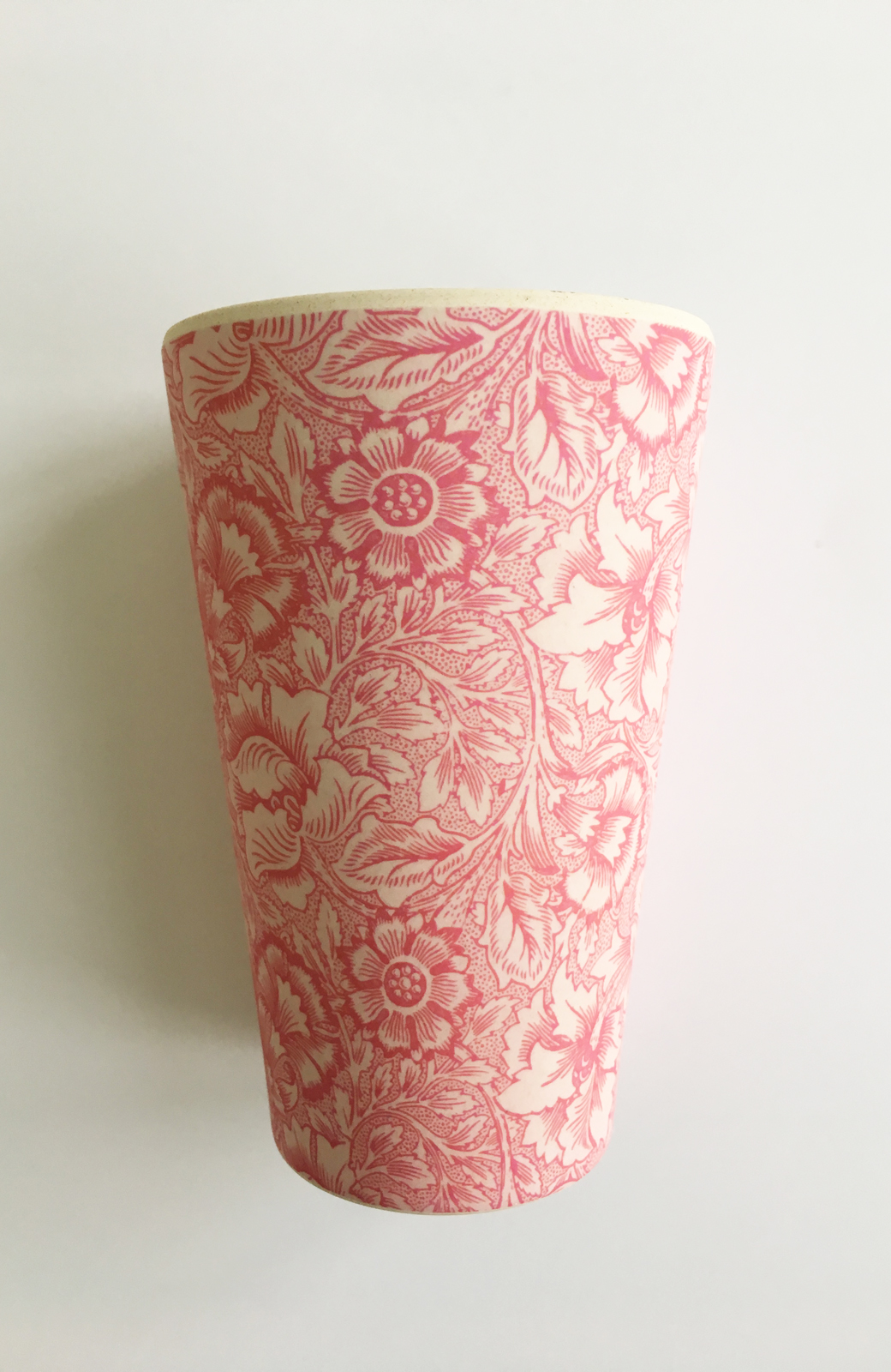 haco! ecoffee cup – William Morris 14oz <ピンク系その他;Poppy>の商品写真4