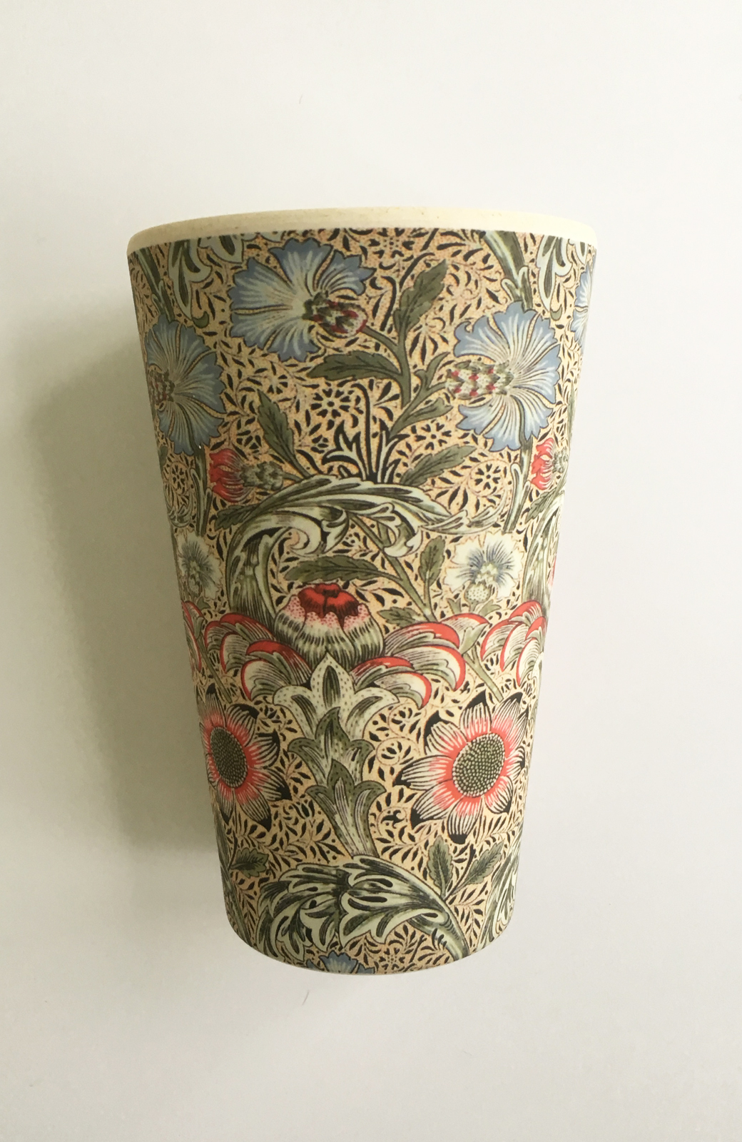 haco! ecoffee cup – William Morris 14oz <レッド系その他;Corncockle>の商品写真4