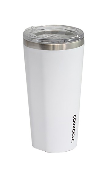 haco! CORKCICLE TUMBLER 16OZ/470ml <ホワイト>の商品写真