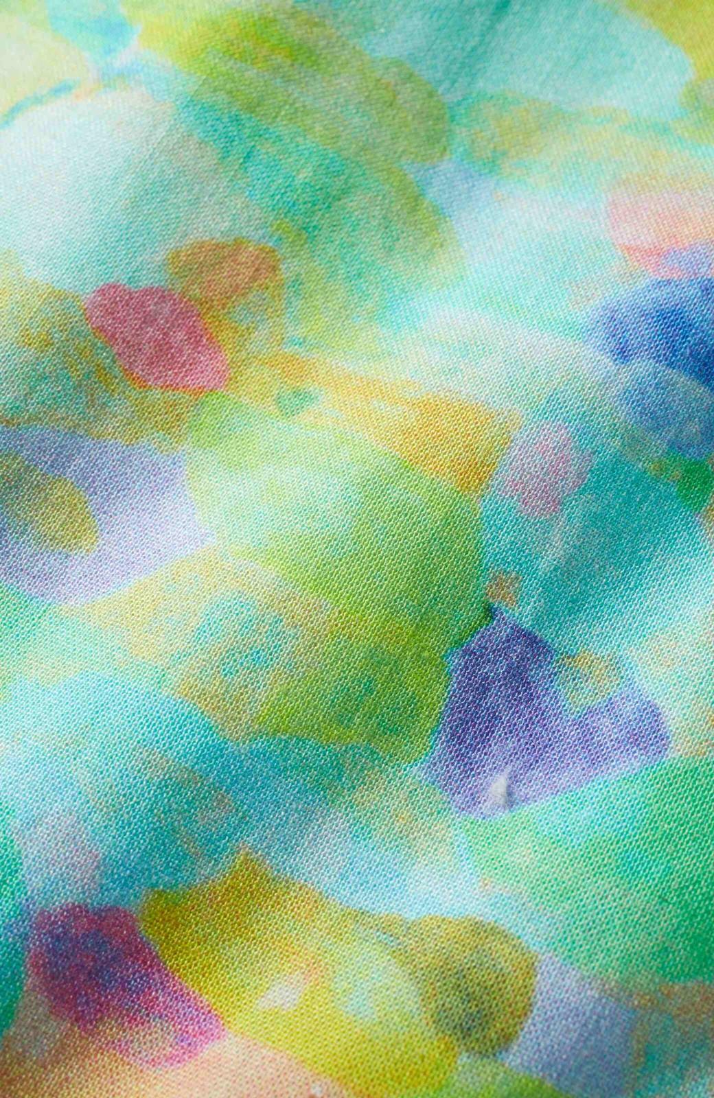 haco! UNICOLART KOHAYAKAWA KIRIKO [砂] 顔まわりが華やかになるカチューム <ブルー系その他>の商品写真3