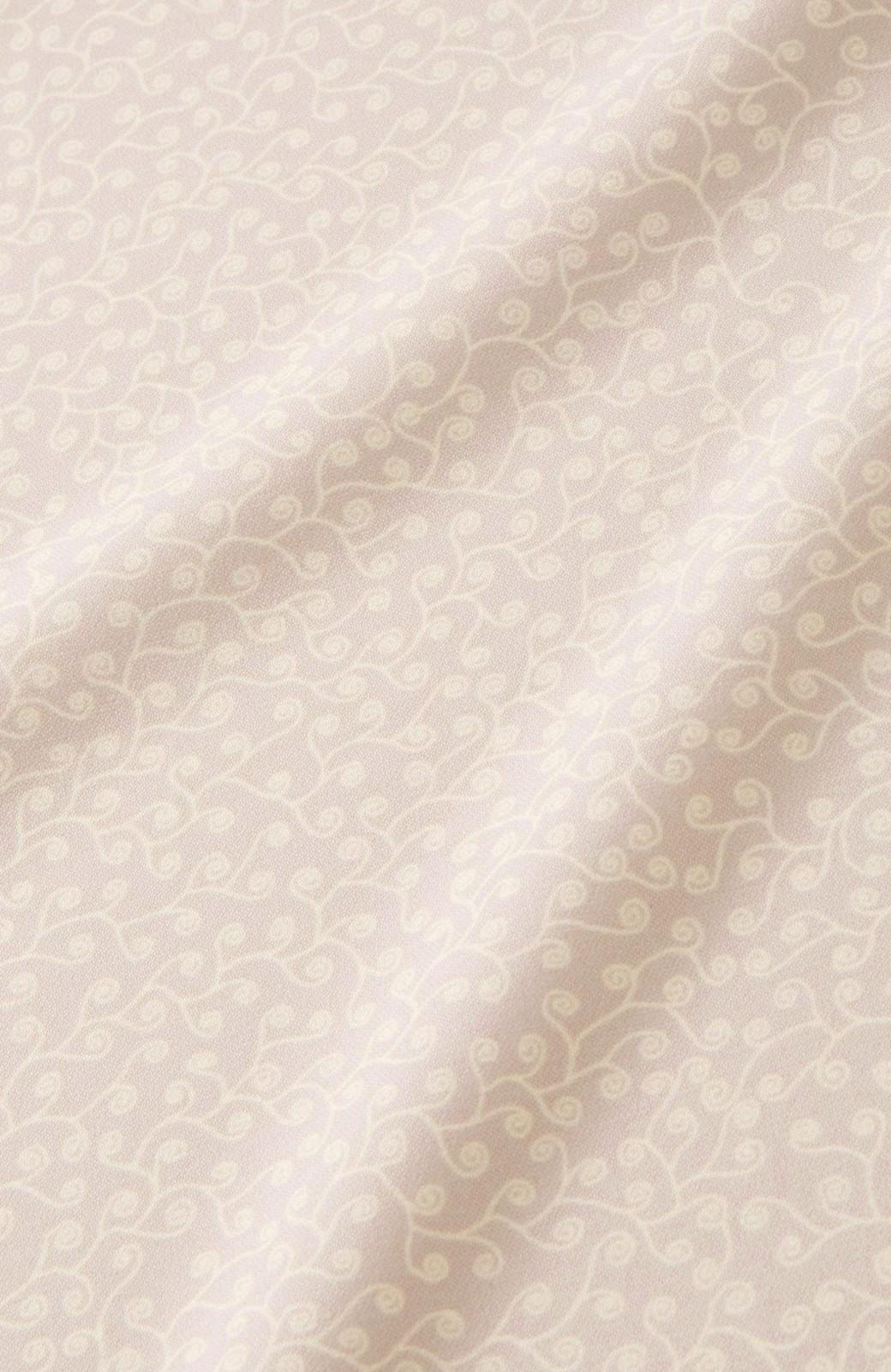 haco! UNICOLART tomoko [シダ] プルオーバーブラウス <ベージュ>の商品写真7