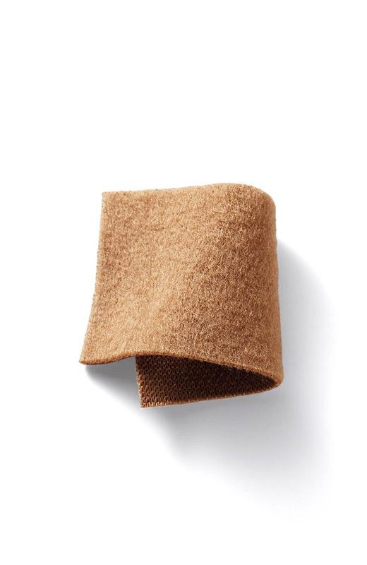 エムトロワ 大人レディーライクジャンパースカート <キャメル>の商品写真3