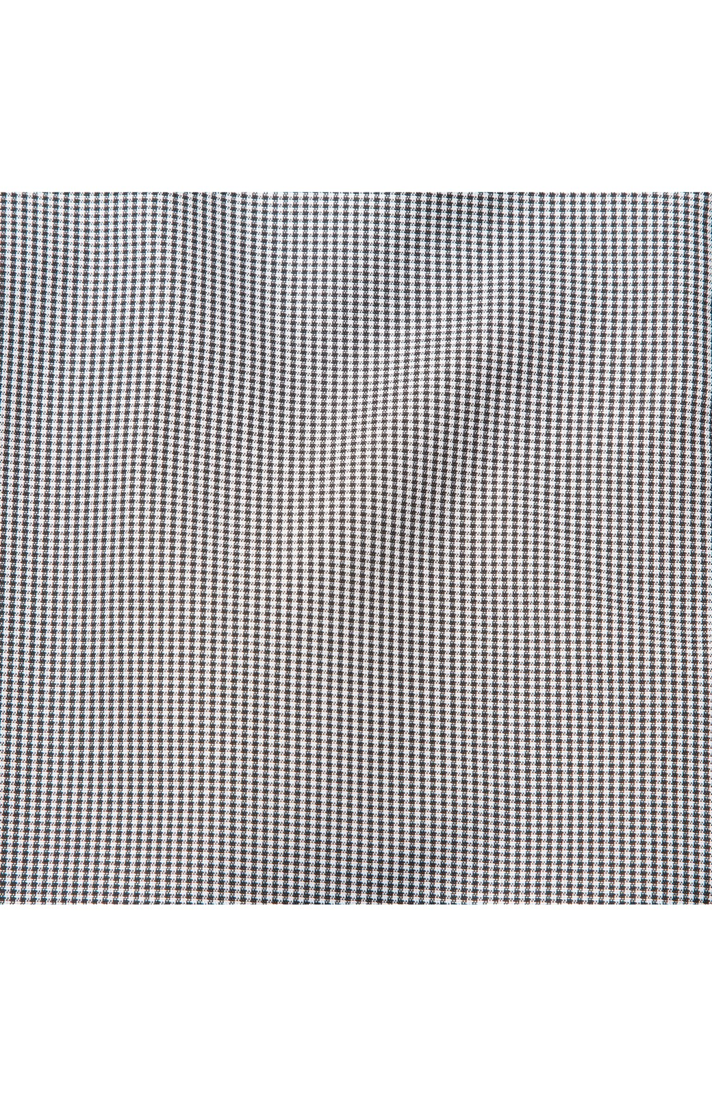 ロジーズ こっそりチェックがかわいいテーラードロングコート <ベージュ>の商品写真10