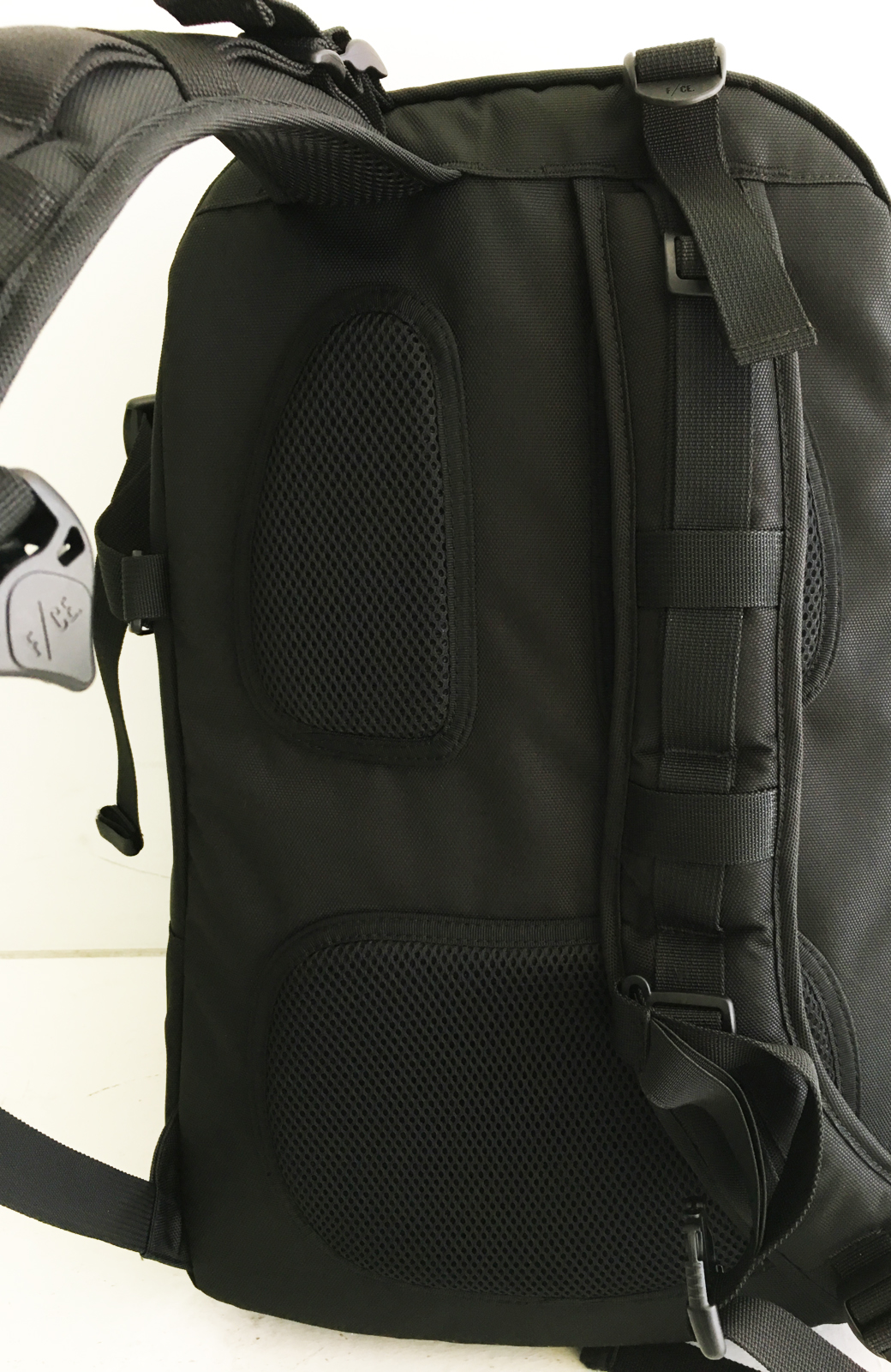 haco! F/CE.950 TRAVEL バックパック <ブラック>の商品写真6
