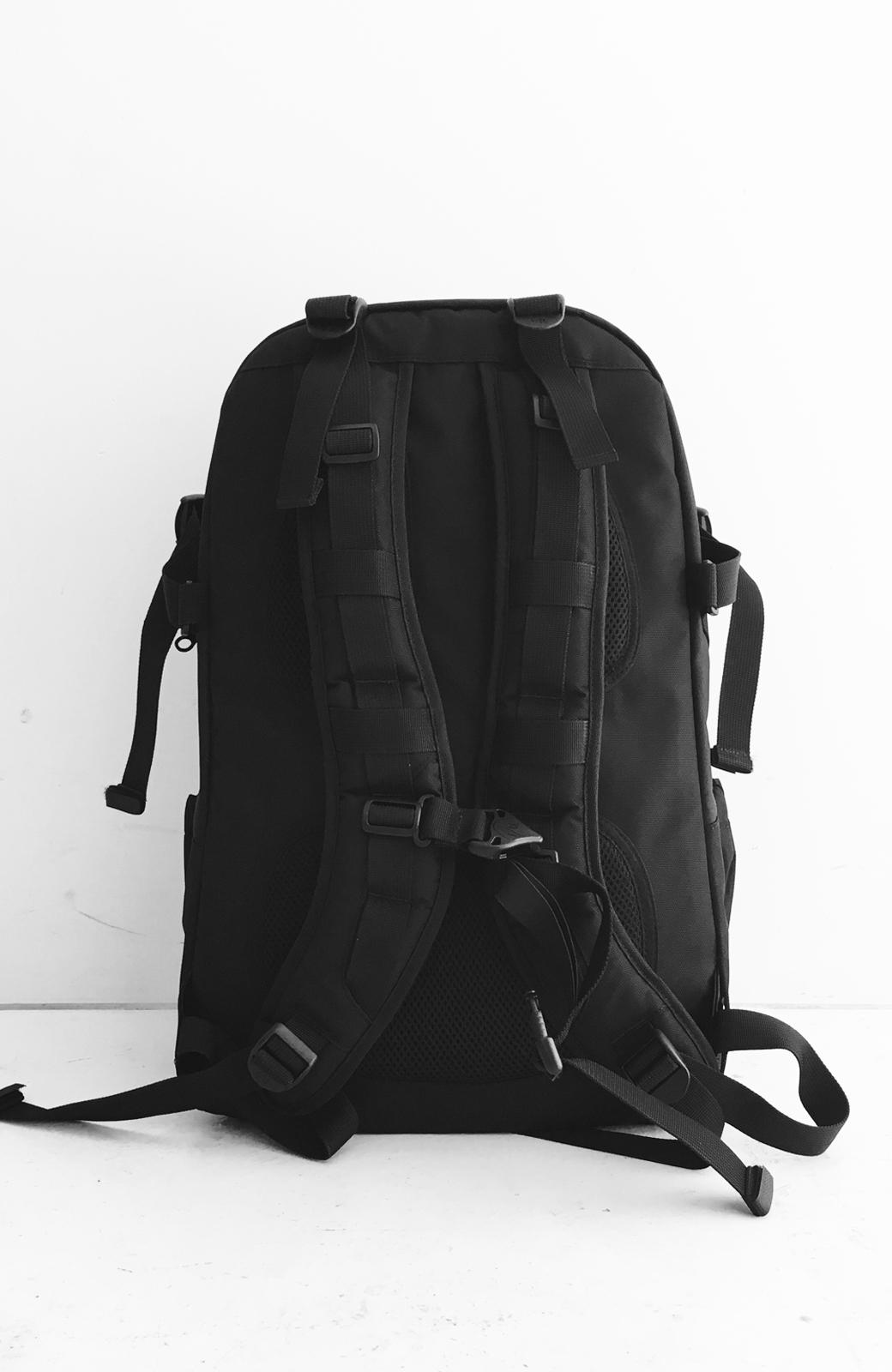 haco! F/CE.950 TRAVEL バックパック <ブラック>の商品写真3