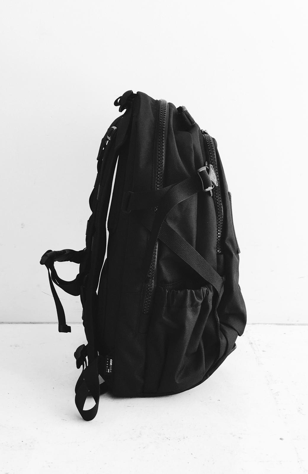 haco! F/CE.950 TRAVEL バックパック <ブラック>の商品写真4
