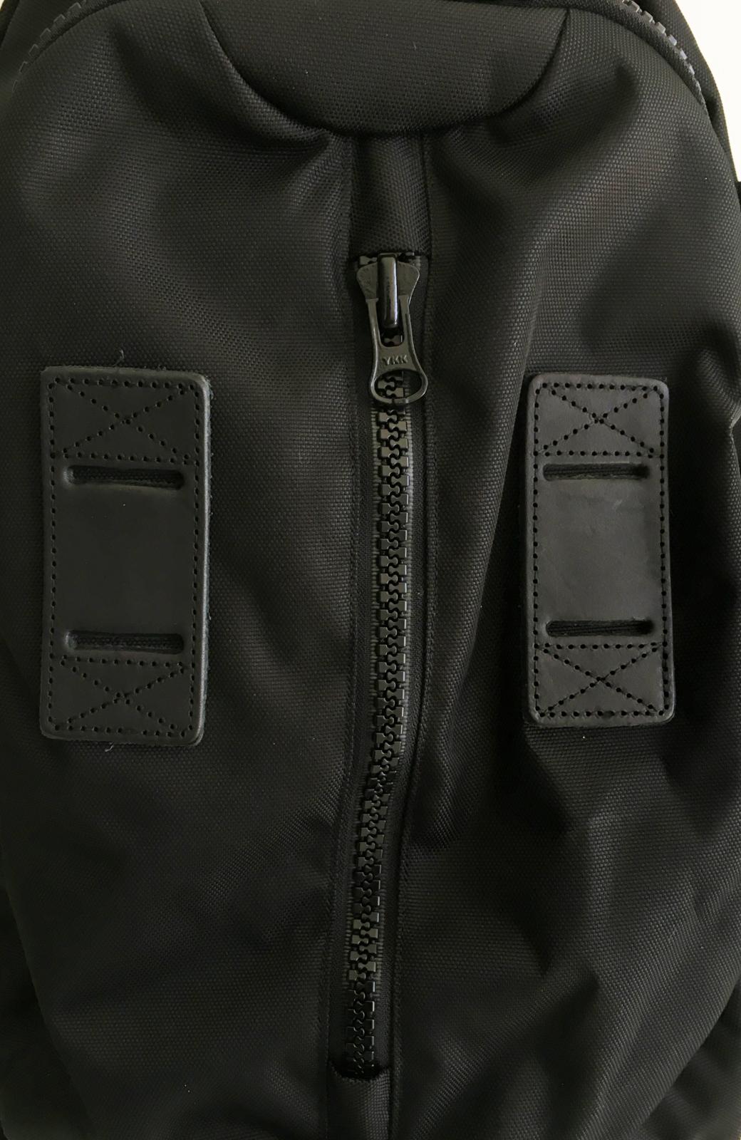 haco! F/CE.950 TRAVEL バックパック <ブラック>の商品写真5