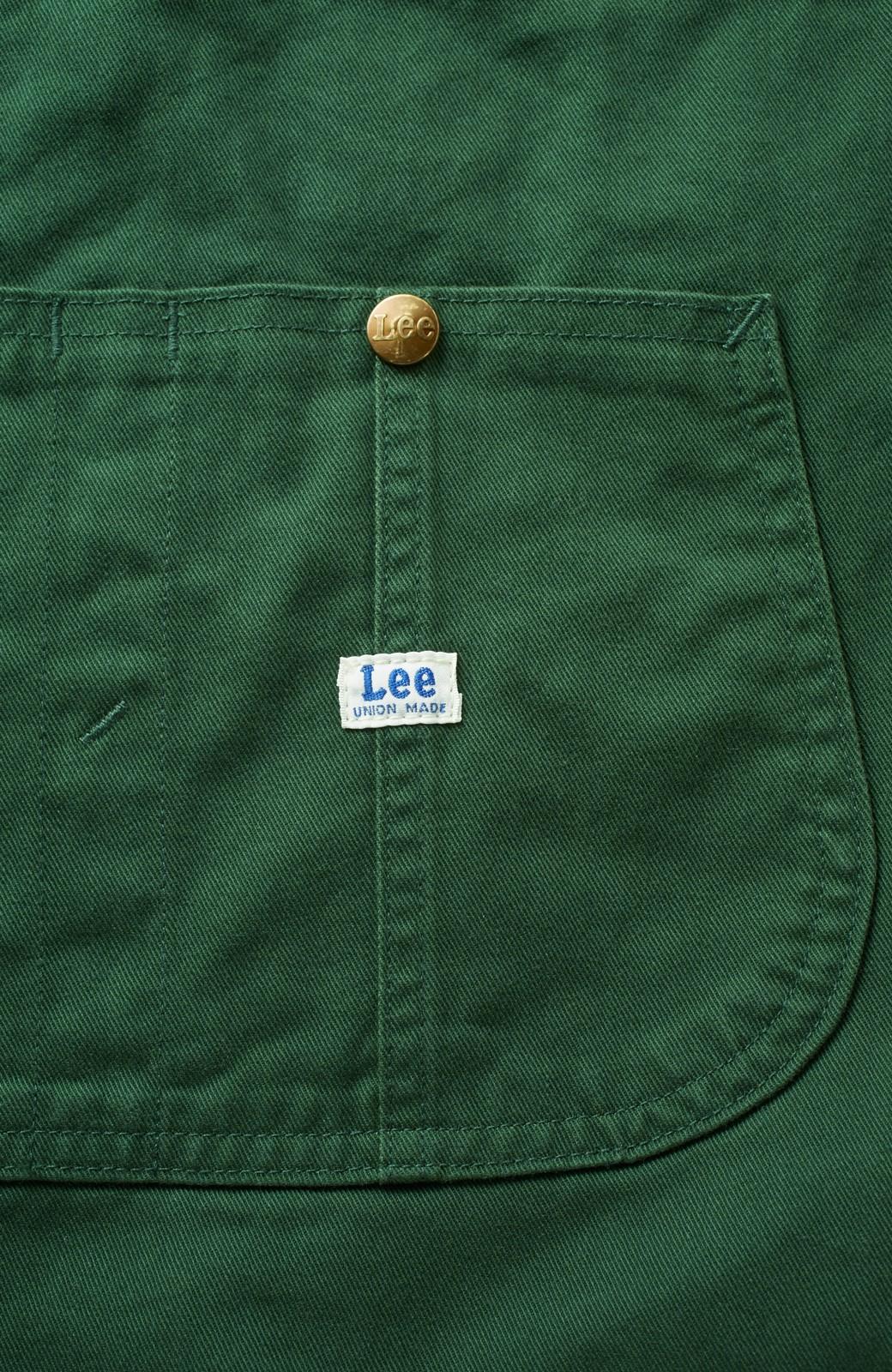 haco! Lee 大きい野菜もらくらく入るエコショッピングバッグ <グリーン>の商品写真2