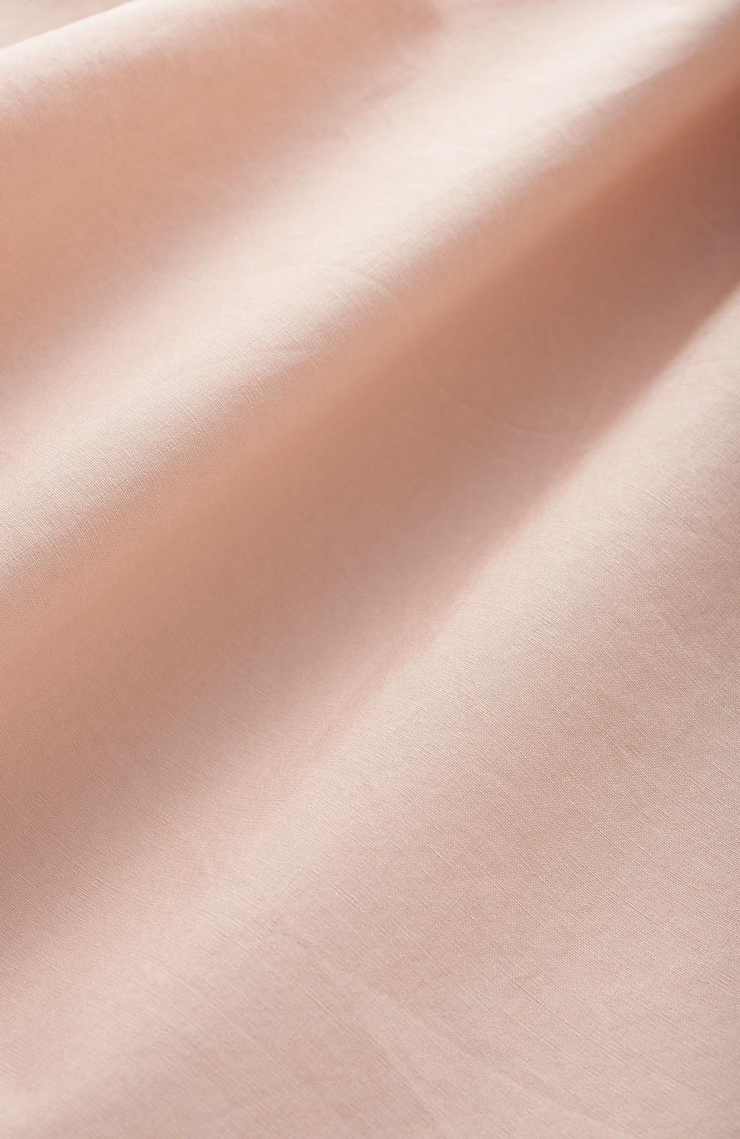 エムトロワ きれい色のイレギュラーヘムスカート <ピンク>の商品写真2