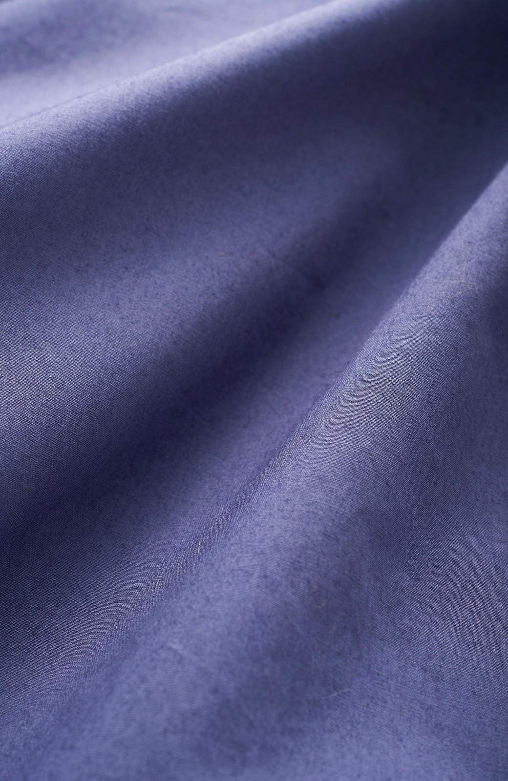 エムトロワ きれい色のイレギュラーヘムスカート <ブルー>の商品写真2