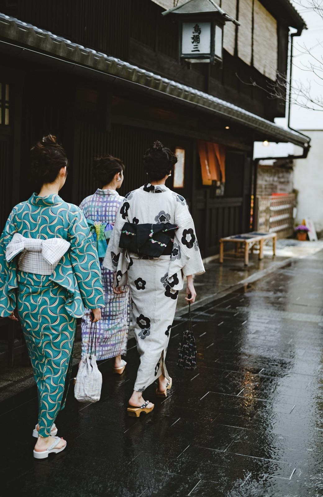 haco! ひでや工房 京都のからみ織ジャカード浴衣 <ブラック系その他>の商品写真21
