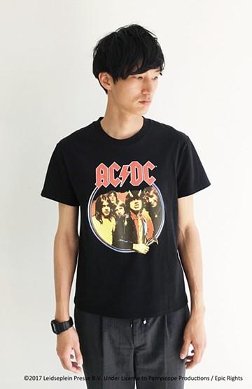 haco! PBP オーガニックコットン妄想ロックフェスTシャツ AC/DC (メンズ) <スミクロ>の商品写真