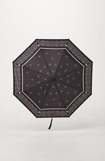 haco! 折りたたみ傘 <ブラック>の商品写真