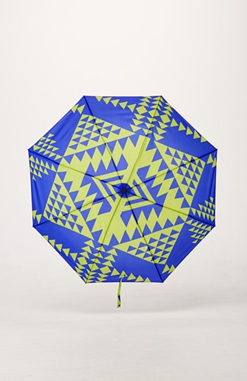 haco! 折りたたみ傘 <ブルー系その他>の商品写真