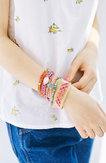haco! HiPANEMA  ROSIE <ピンク系その他>の商品写真