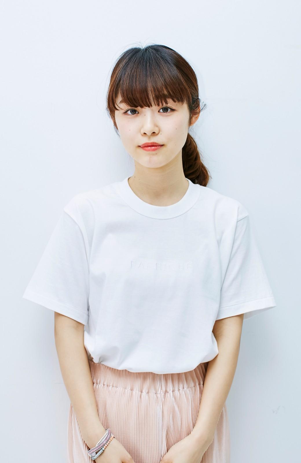 haco! てとひとて KANA MATSUNAMI チャリティーTシャツ <japon> <ホワイト>の商品写真6