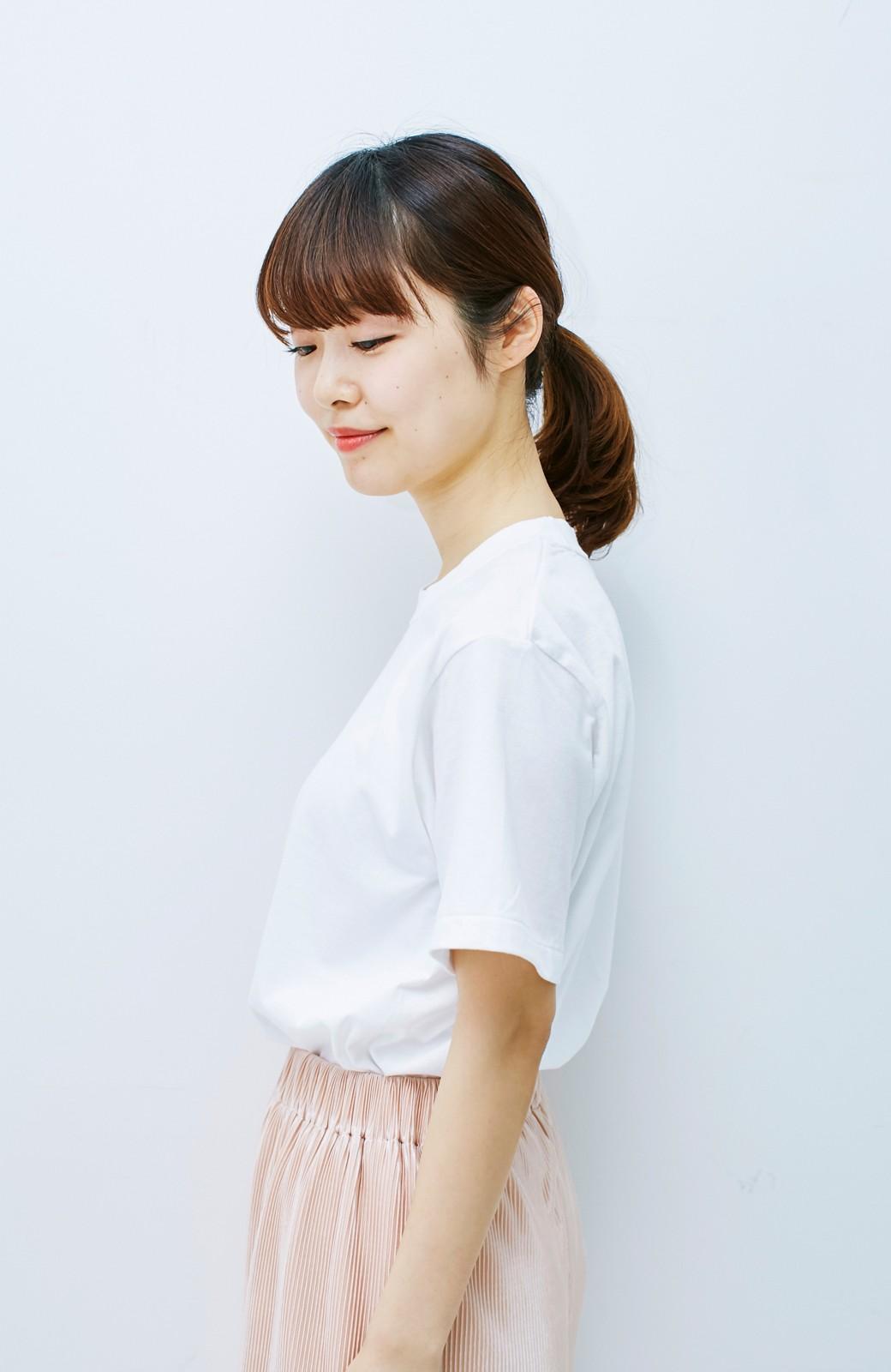 haco! てとひとて KANA MATSUNAMI チャリティーTシャツ <japon> <ホワイト>の商品写真7