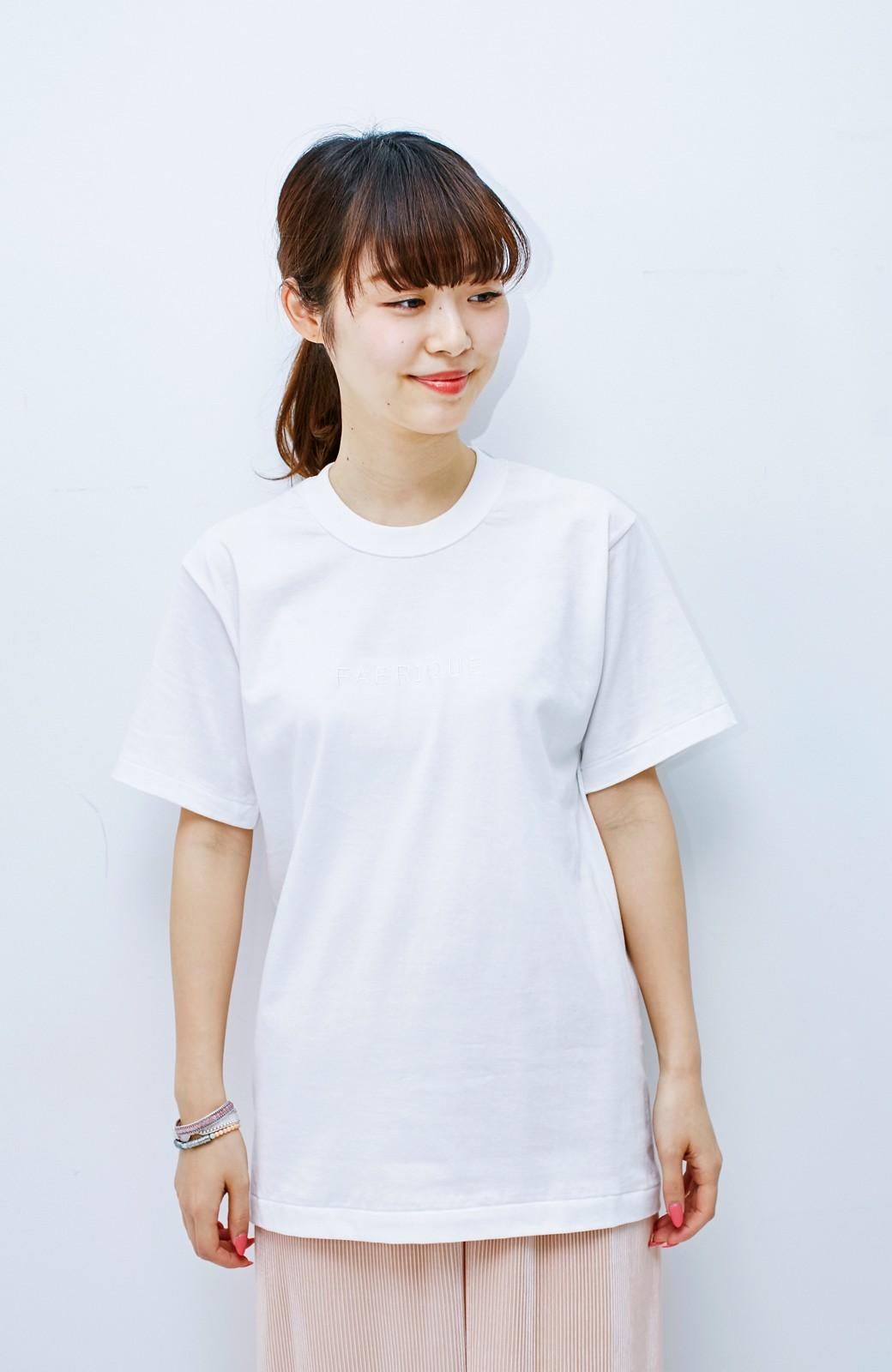 haco! てとひとて KANA MATSUNAMI チャリティーTシャツ <japon> <ホワイト>の商品写真9