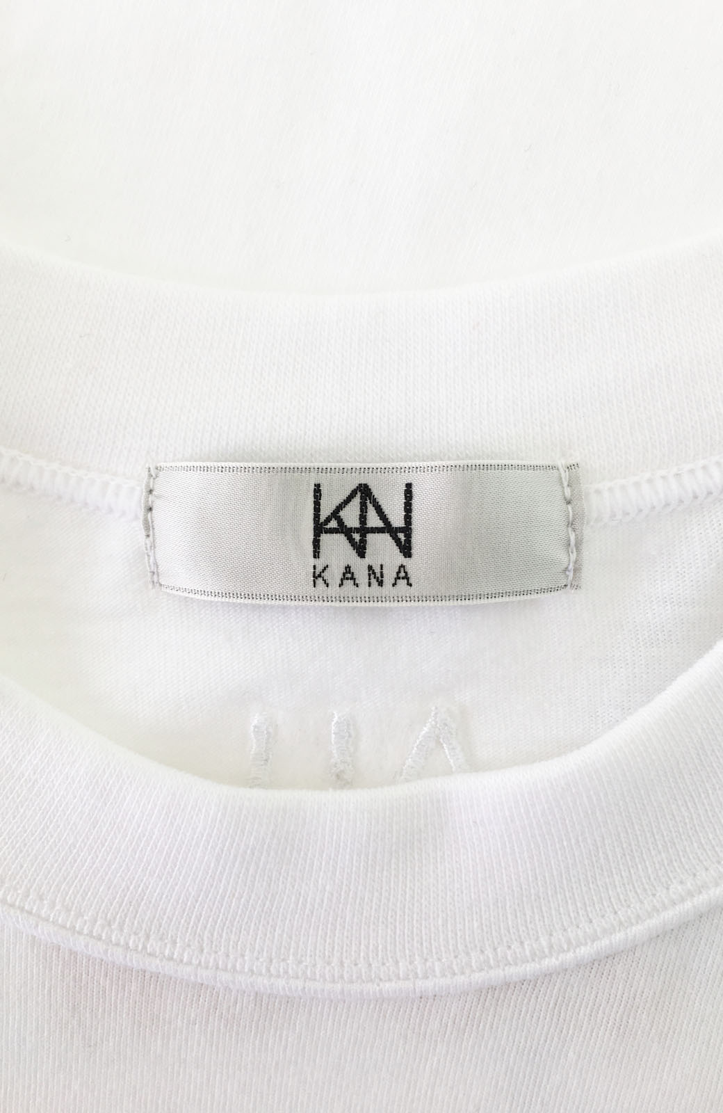 haco! てとひとて KANA MATSUNAMI チャリティーTシャツ <japon> <ホワイト>の商品写真3