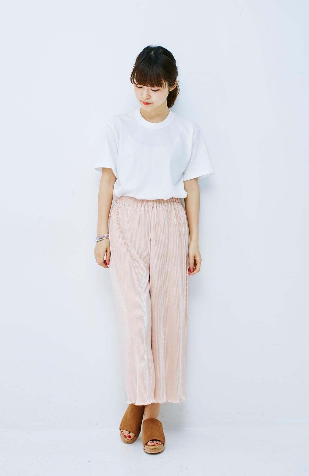 haco! てとひとて KANA MATSUNAMI チャリティーTシャツ <japon> <ホワイト>の商品写真10