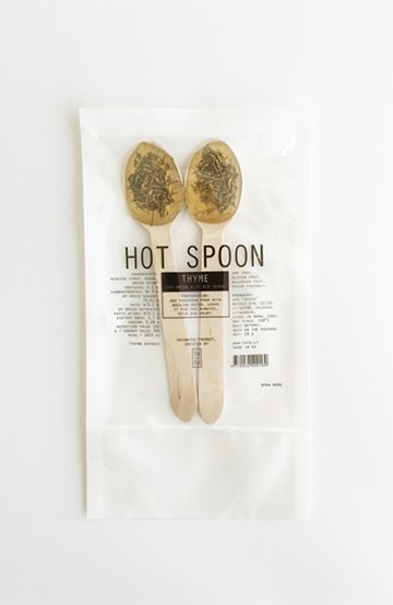 haco! MADE IN リトアニア TUTU HOT SPOON タイム <その他>の商品写真